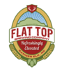 Thumb flat top brewing company logo local flavor avl visit explore beer asheville