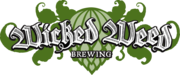 Thumb wicked weed brewing logo local flavor avl visit explore beer asheville