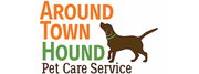 Thumb around town hound pet care service 1486072012 pet logo