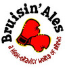 Thumb bruisin ales logo local flavor avl visit explore beer asheville