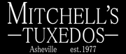 Thumb mitchells tuxedos logo local flavor avl visit explore wedding asheville