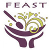Thumb feast logo local flavor avl visit explore charity asheville