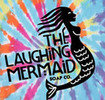 Thumb the laughing mermaid soap company logo local flavor avl visit explore shop asheville