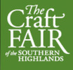 Thumb the craft fair of the southern highlands logo local flavor avl visit explore arts asheville