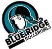 Thumb the blue ridge rollergirls logo local flavor avl visit explore entertainment asheville