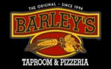 Thumb barleys taproom pizzeria logo local flavor avl visit explore food asheville