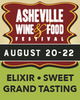 Thumb asheville wine and food festival logo local flavor avl visit explore food asheville