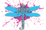Thumb the paint bug logo local flavor avl visit explore entertainment asheville