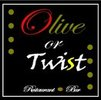 Thumb olive or twist logo local flavor avl visit explore food asheville