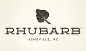 Thumb rhubarb logo local flavor avl visit explore food asheville