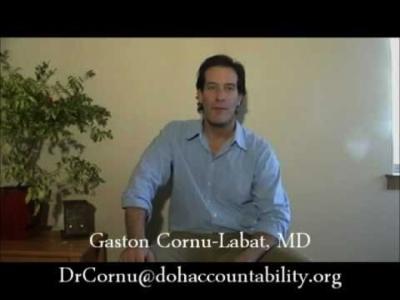 Dr Gaston Cornu-Labat