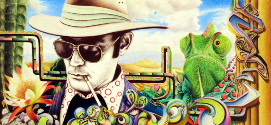 The Snake Oil of Happiness: Hunter S. Thompson's Secret to Living With Purpose