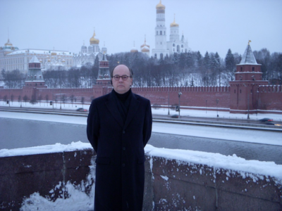 Jim Rickards in Moscow