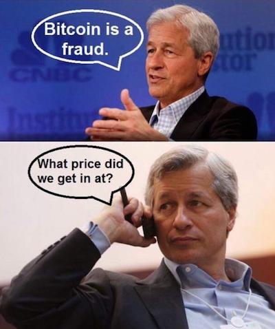 Bitcoin is a fraud