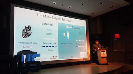 The Micro Satellite Revolution