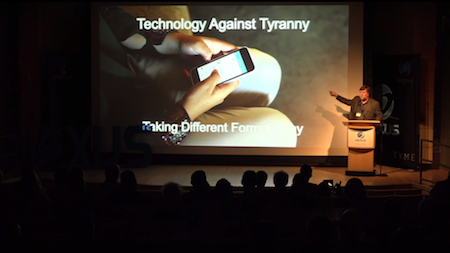 Technology Against Tyranny