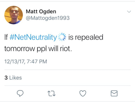 Tweet from Mattogden1993