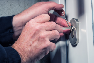 The Only Two Tools You Need to Pick Virtually Any Lock