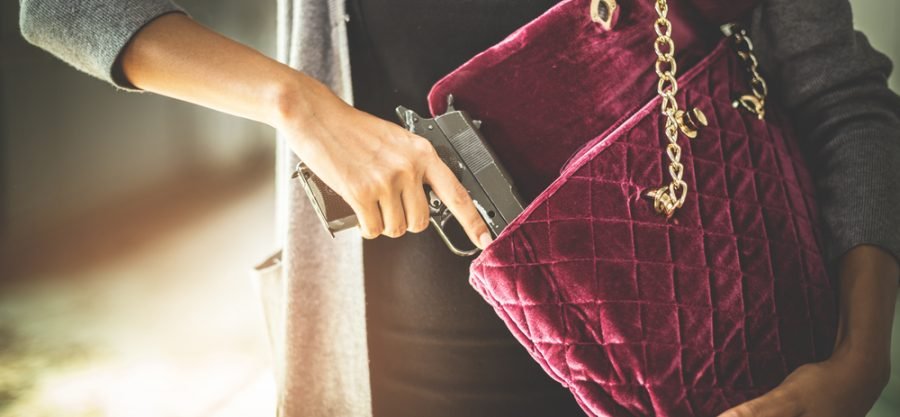 Woman's Gun vs. Two Kidnappers: Three Concealed Carry Tips You Should Know