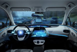 Profit from the Autonomous Car Revolution