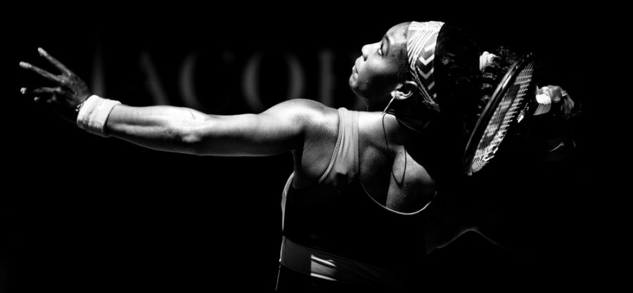 Serena Williams Serves up Financial Gold