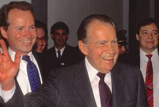 Trump Versus Nixon