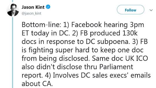 Jason Kint tweet