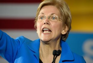 Warren Launches Assault on Apple, Amazon, Google, Facebook