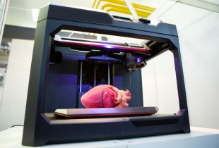 3D Printed Hearts and Lab-Grown Beef