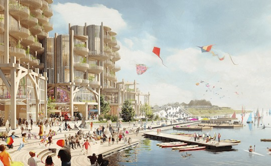 Image of Google city