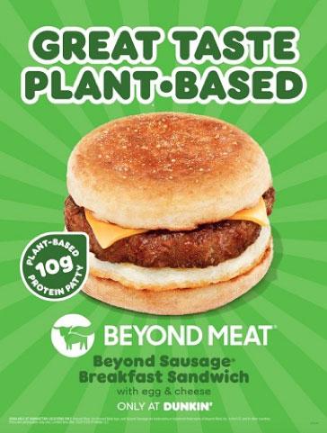 Great taste plant-based