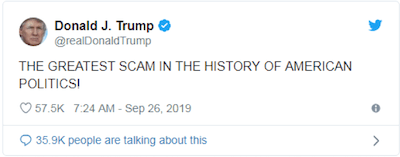 The greatest scam