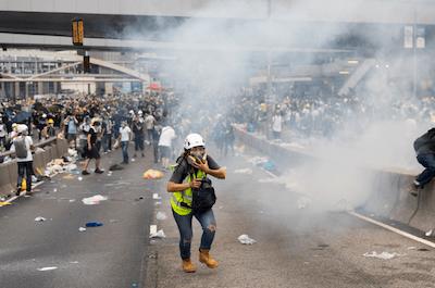 Hong Kong Disaster