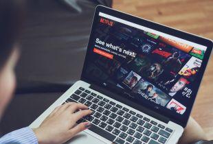 Netflix Enters the Negative Zone