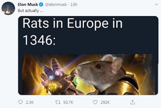 Thanos mouse