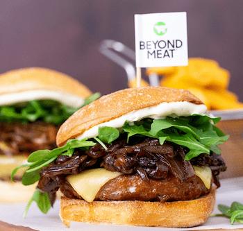 Beyone Meat burger