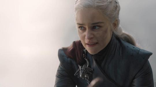 Daenerys Targaryen from 'Game of Thrones'