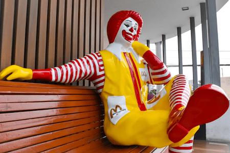 McDonald Grimace