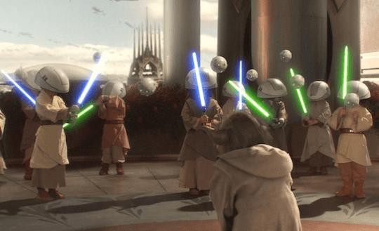 Jedi younglings