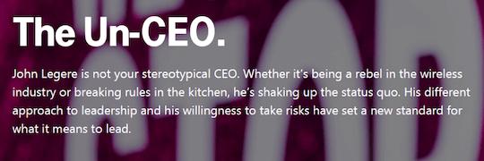 The Un-CEO