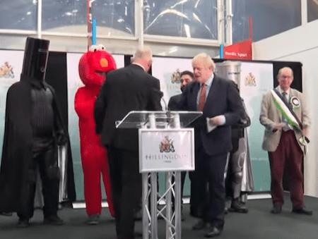 Boris Handshake
