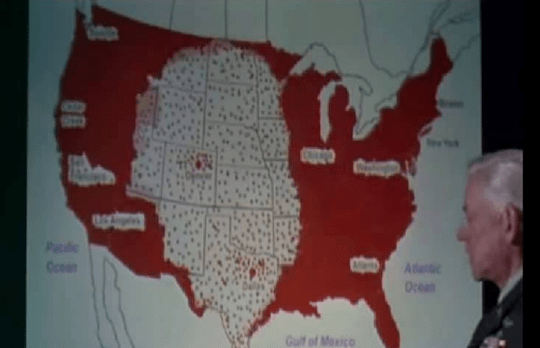 red us map