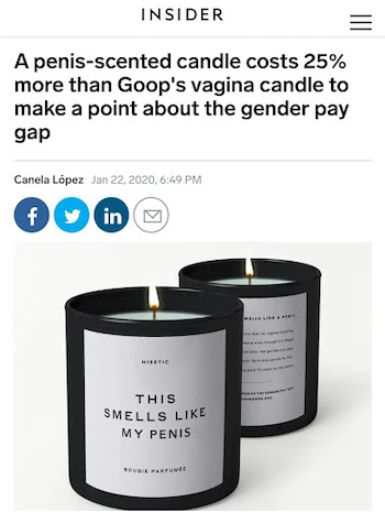 This smells like penis