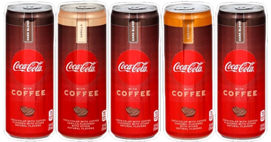 Coffee coke flavor
