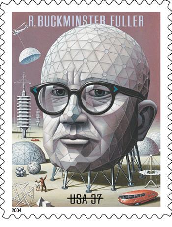 Weird stamp