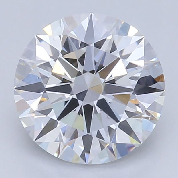 0.70-Carat Lab Created Ideally Cut Round Diamond