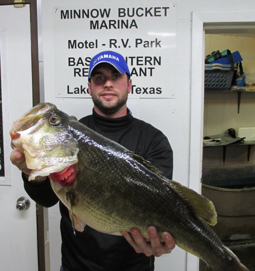 Lake fork produces second sharelunker of season lake for Matthews fishing report
