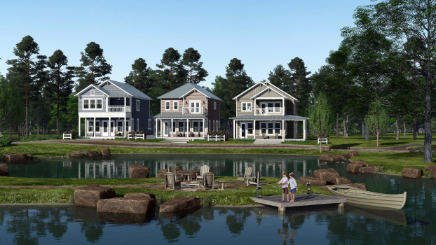 Fantastic Long Cove Unveils New Porch Homes Home Interior And Landscaping Transignezvosmurscom