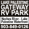 Lake Palestine Gateway RV Park