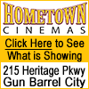 hometown cinemas